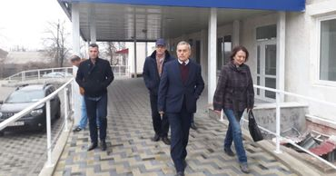 Благодаря поддержке из Румынии отремонтирован роддом в Новых Аненах.