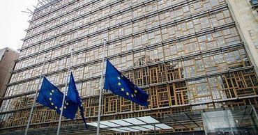 Совет ЕС ограничивает работу из-за коронавируса.
