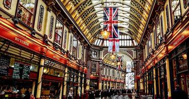 Великобритания выделила £4,6 млрд на поддержку бизнеса.