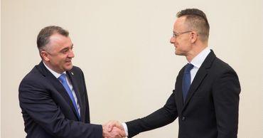 Венгрия поможет Молдове в вопросах интеграции в ЕС.
