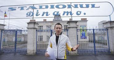 """Волошин: Вход на """"Динамо"""" для бегунов должен оставаться бесплатным."""