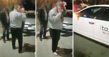 На Чеканах неизвестный напал на водителя такси. Фото: Point.md