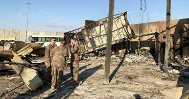 При обстреле Ираном американских баз в Ираке пострадали 11 военнослужащих США.
