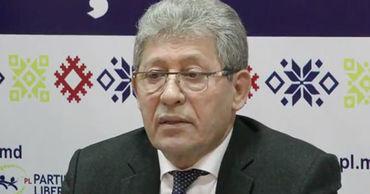 Почетный председатель Либеральной партии Михай Гимпу.