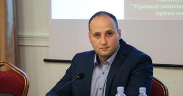 Глава молдавского общественного совета «За свободную Родину» Игорь Тулянцев.