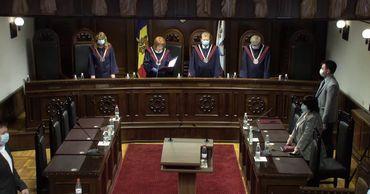 Дебаты в Конституционном суде продолжались на протяжении четырех часов.