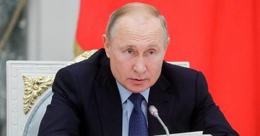 Путин: Пещерные русофобы и националисты объявили войну русскому языку.