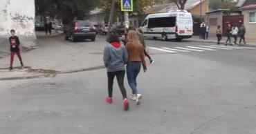 В Кишиневе за 11 месяцев под колеса автомобилей попали 117 детей.