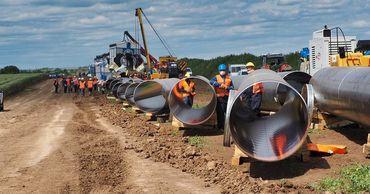 """В Болгарии заявили, что строительство """"Балканского потока"""" выходит на финишную прямую"""