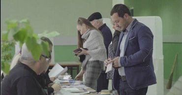 Руслан Кодряну: Я проголосовал за надежду и еще один шанс для Кишинева.