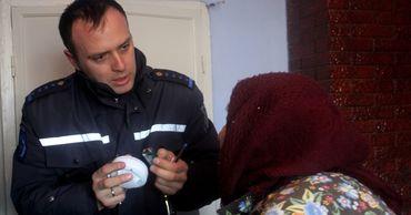 """Генеральный инспекторат по чрезвычайным ситуациям продолжает кампанию """"Защищенный дом, спасенная жизнь""""."""