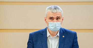 Вице-председатель парламента Александр Слусарь.