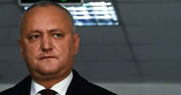 Действующий президент Молдовы Игорь Додон.