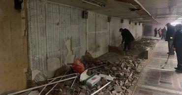 В столице будет модернизирован еще один подземный переход.