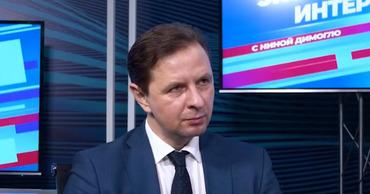 Политолог Владислав Кульминский.