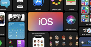 Apple представила новую операционную систему iOS 14.