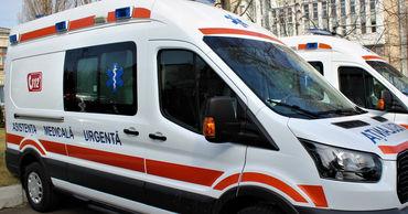 По Молдове распределили ещё одну партию новых машин скорой помощи.