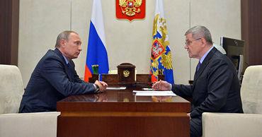 Путин предложил сменить генпрокурора Чайку.