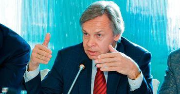 Пушков заявил, что Белоруссию завлекают «в игры против России».
