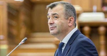 Премьер-министр Республики Молдова Ион Кику. Фото: EPA.