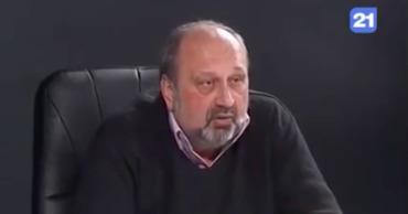 Директор института эффективной политики Виталий Андриевский