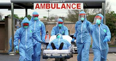 В США за сутки выявили более 20 тысяч зараженных коронавирусом.