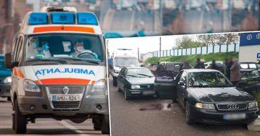 В Фалештах автомобиль сбил женщину на стоянке: она умерла в больнице