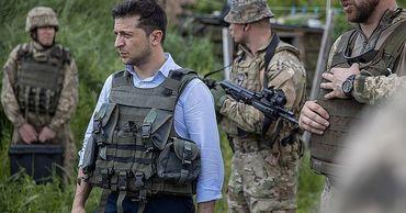 Зеленский хочет остановить конфликт в Донбассе в ближайшее время.