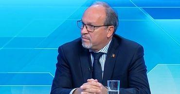 Посол Румынии в РМ Даниел Ионицэ.