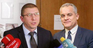 Прокуроры потребовали ареста Влада Плахотнюка.
