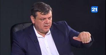 Политический аналитик Роман Михаеш.