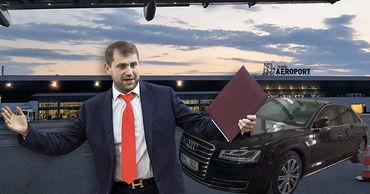 Авто, приобретённое Avia Invest за 9 млн леев, использовал Шор. Фото: Point.md