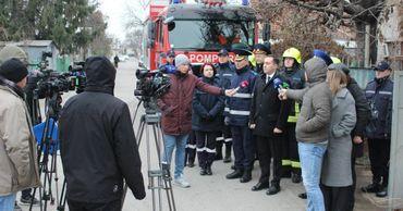 Более тысячи детекторов дыма будут установлены в домах граждан страны.