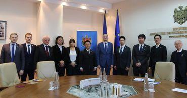 Японские бизнесмены хотят инвестировать в сельское хозяйство Молдовы.