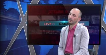 Гражданский активист Георге Петик.