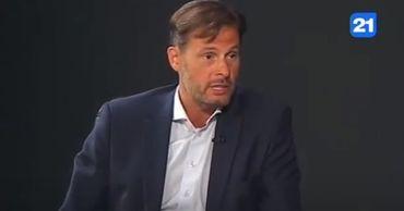 Бывший депутат Кирилл Лучинский.