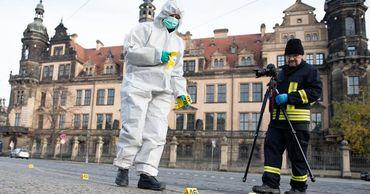 Полиция Дрездена просит туристов присылать свои фото в сокровищнице.