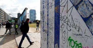 Германия празднует 30 лет падения Берлинской стены.