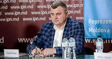 Депутат фракции Партии социалистов Республики Молдова Григоре Новак.