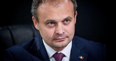 Лидер партии Pro Moldova Андриан Канду. Фото: tvc21.md.
