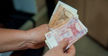 В Молдове выросли зарплаты.