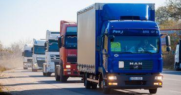 На КПП «Леушены-Албица» организован «зелёный» коридор для экспорта в ЕС.