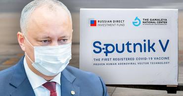 Председатель ПСРМ Игорь Додон. Фото: Point.md.