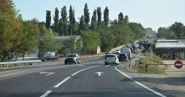 На одном из столичных перекрёстков реорганизовано дорожное движение.