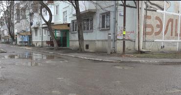 В Бельцах во дворах многоэтажек установят ливневки.