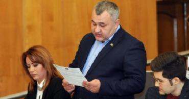 Заместитель примара муниципия Бельцы Николай Григоришин.