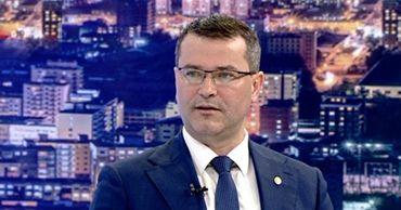 Министр экономики и инфраструктуры Анатол Усатый.