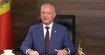 Додон – Ионицэ: Извинитесь перед молдавским народом, вы гость у нас