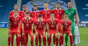 Сборная Молдовы уступила на выезде словенцам в матче Лиги наций.