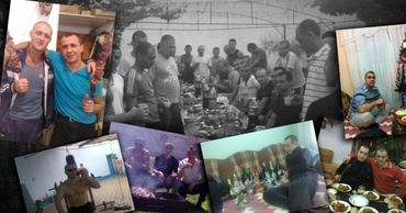 Молдавские заключенные позволяют себе алкоголь, телефоны и женщин.